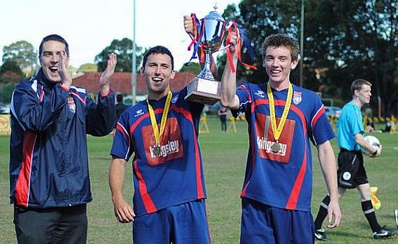 ECU reserves and 18's draw Perth in cup quarter finals