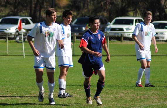ECU 18's prevail in top of the table clash
