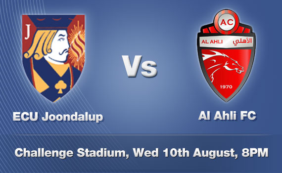 ECU takes on Al Ahli FC in friendly