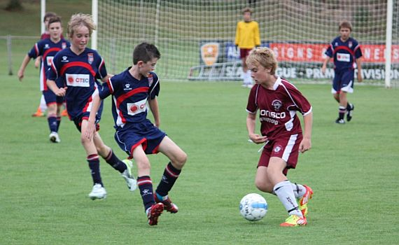 ECU U12's Progress in Cup