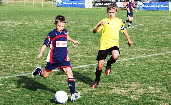 Under 12′s Continue Good Form