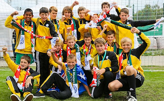 ECU under 13's do Australia Proud
