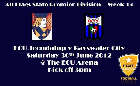 ECU Joondalup v Bayswater City – Preview