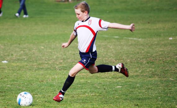 Under 12′s Hit Six of the Best