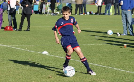 ECU 11's Gain Revenge On Quinns FC