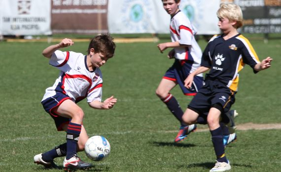 Under 12′s Into Play Offs
