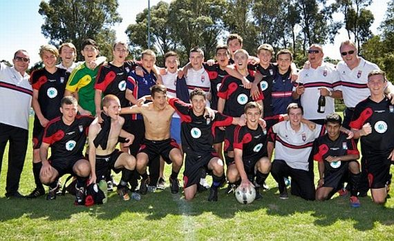 Last minute heartbreak for Joondalup 18's