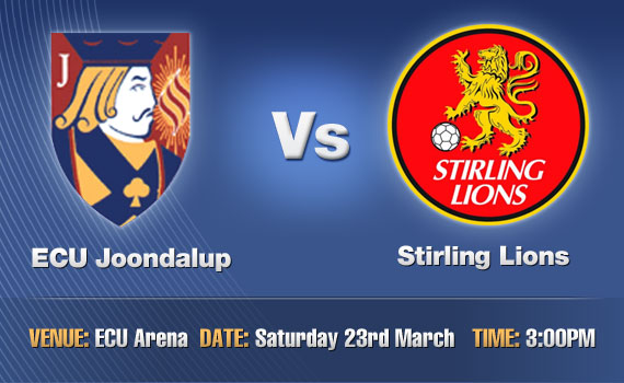 ECU Joondalup v Stirling Lions Preview