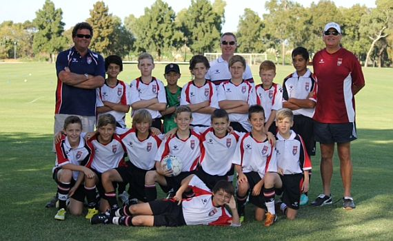 ECU under 12's win the Balcatta Cup