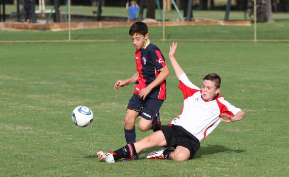 Under 13's Continue Good Form