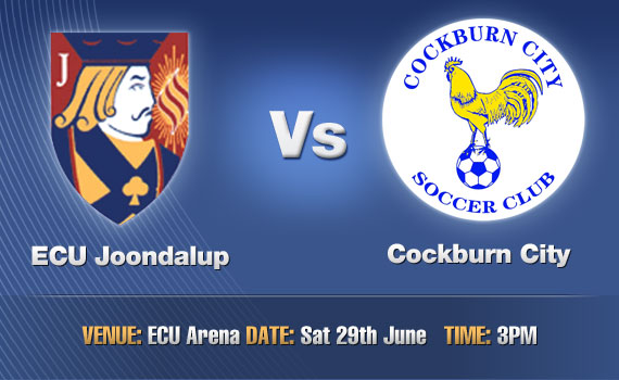 ECU Joondalup v Cockburn City – Preview