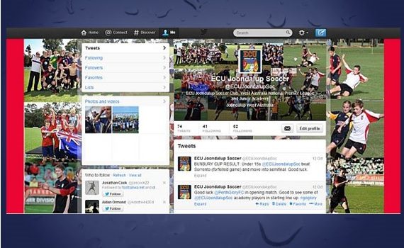 ECU Joondalup Twitter Account Relaunched