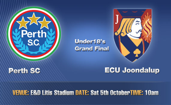 ECU Joondalup 18's in Grand Final