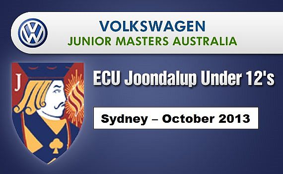ECU Joondalup under 12's head to Sydney