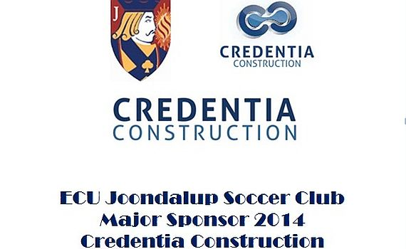 ECU Joondalup New Major Sponsor – Credentia Construction
