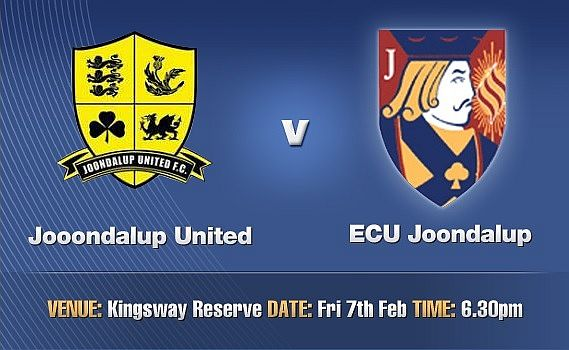 Joondalup United v ECU Joondalup – Preview