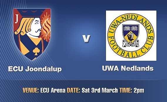 ECU beat UWA Nedlands in pre-season Friendly