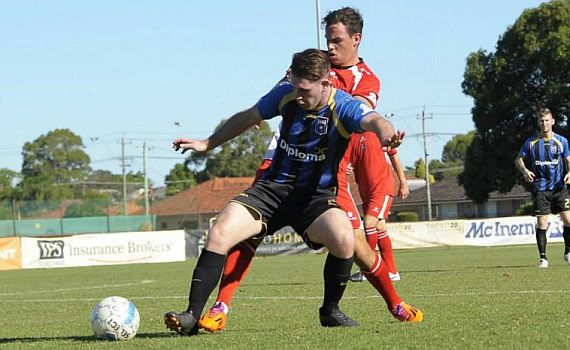 Joondalup gallant in defeat at Bayswater