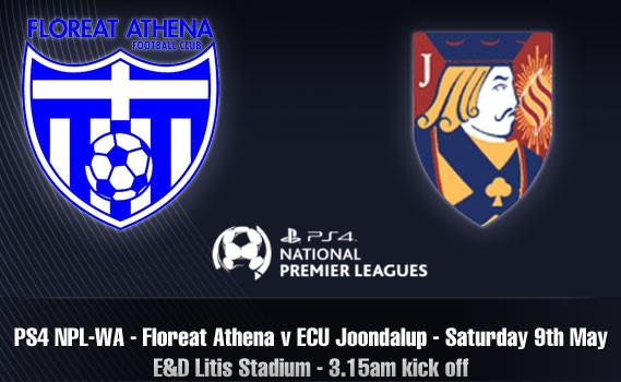 PS4 NPLWA – Floreat Athena v ECU Joondalup – Preview