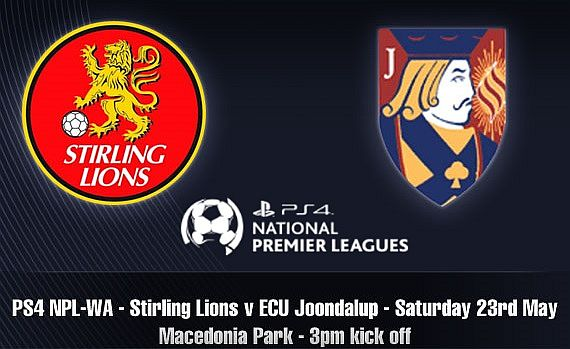 Stirling Lions v ECU Joondalup – PS4 NPLWA Preview