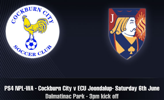 Cockburn City v ECU Joondalup – Preview