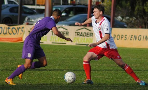 Joondalup hit back late to earn a point