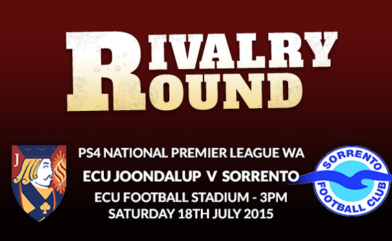 ECU Joondalup v Sorrento – 'Rivalry Round Preview'