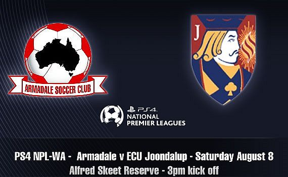 Armadale v ECU Joondalup – PS4 NPLWA Preview