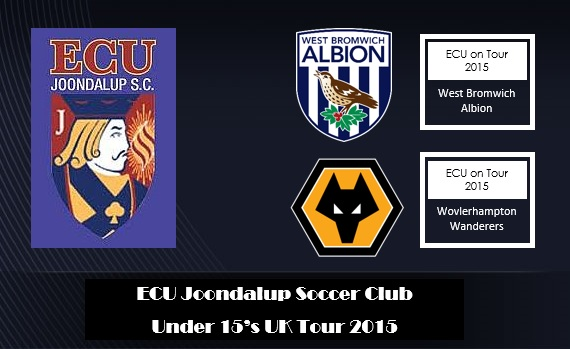 ECU Joondalup edged out by West Bromwich Albion and Wolves