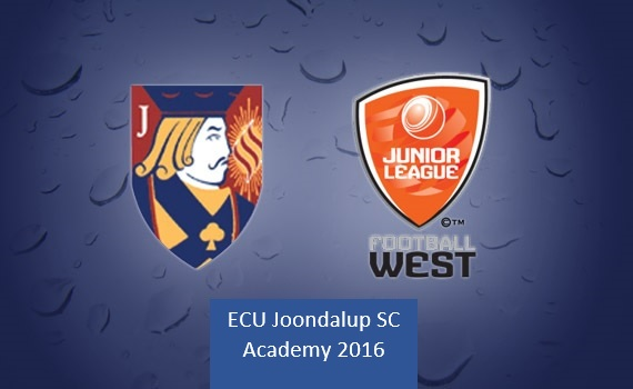 ECU JOONDALUP SC – 2016 – JUNIOR ACADEMY TRIALS