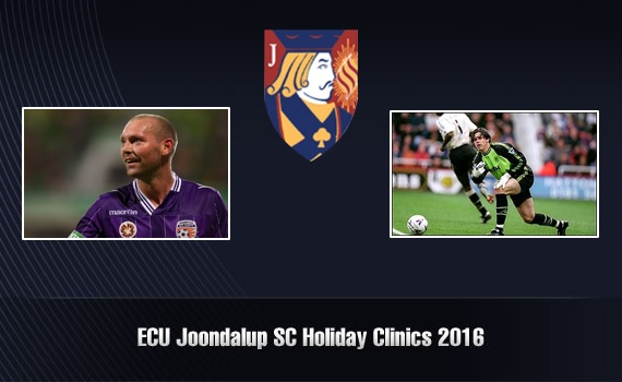 ECU Joondalup SC Holiday Clinics