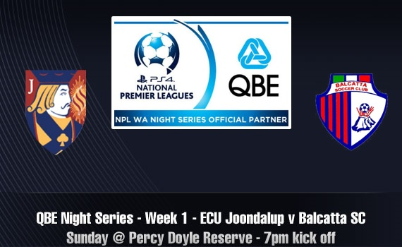 Balcatta first up for ECU in Night Series