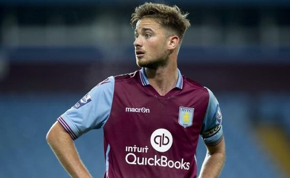 Lyden hungry for more first team time after Villa debut