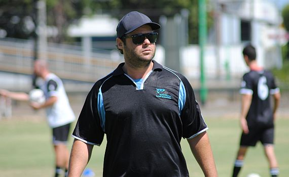 Coaches happy with Ashfield workout