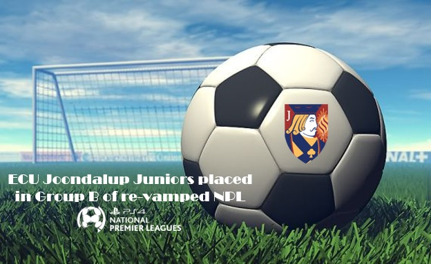 ECU Joondalup Juniors placed in Group B of re-vamped NPL