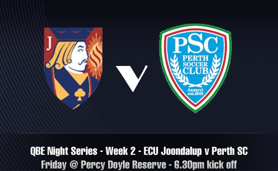 ECU face tough test against Perth SC in QBE Night Series