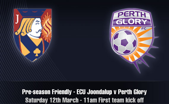 Jacks end pre-season with Friendly against Perth Glory