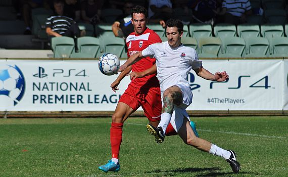 Jacks crash out of FFA Cup at first hurdle