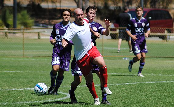 McGarry's double in Jacks draw with Glory