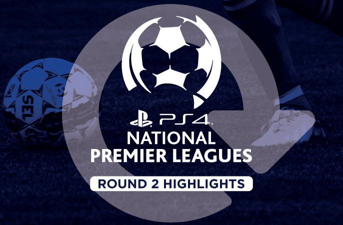 PS4 NPLWA Highlights from Round Two