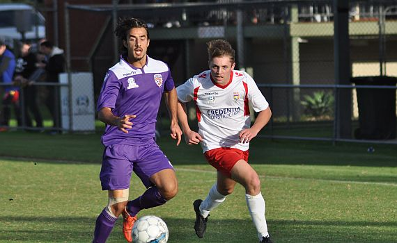Pollard shines on NPL senior Debut