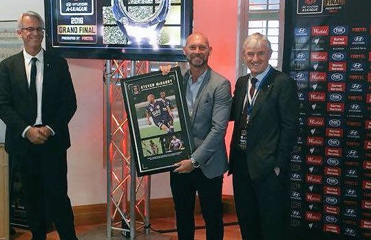 ECU Joondalup midfielder honoured by FFA