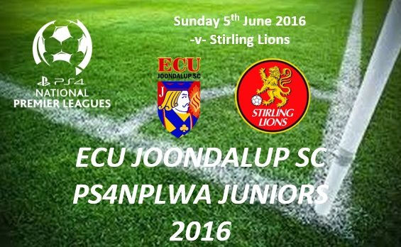 ECU Juniors in league and Cup action this weekend