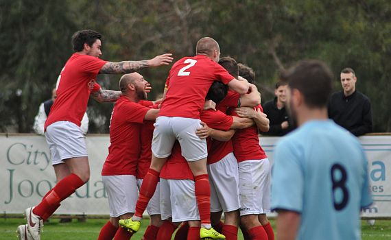 Jacks beat Sorrento in local derby