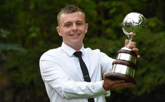 Jacks sign the 2016 Highland Premier League Player of the Season