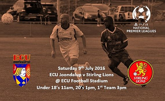 ECU Joondalup v Stirling Lions – Preview