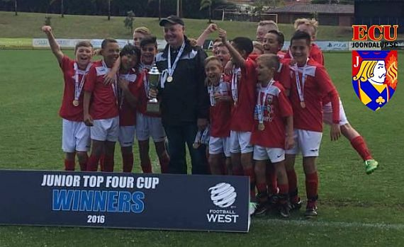 ECU Joondalup under 12's win the PS4NPLWA Top Four Grand Final