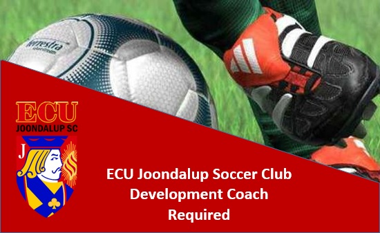 ECU Joondalup Development coach required