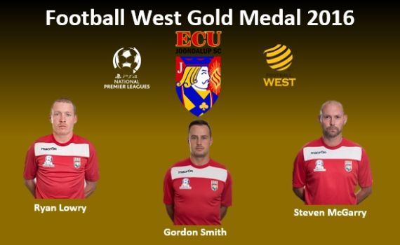 Jacks players in the mix for Football West Gold Medal