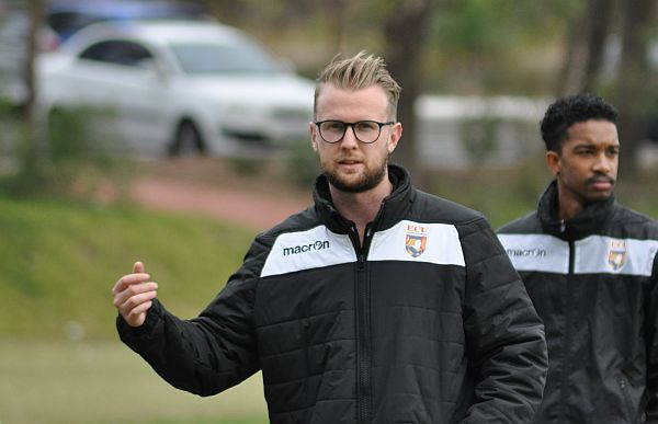 Scanlan takes the reins of the under 20's